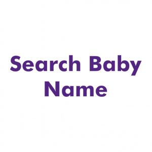 searchbabyname.com Domain name for sale
