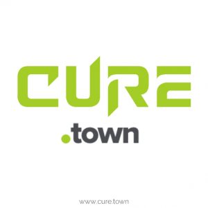 cure .town domain name for sale