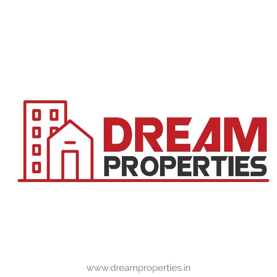DreamProperties.in Dream Properties India Logo